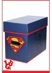 SUPERMAN / Dc Comics - Boite rangement comics par SD Toys (COMICS Box) libigeek 8435450202049
