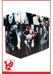 ALEX ROSS / Dc Comics - Boite rangement comics par SD Toys (COMICS Box) libigeek 8435450202025