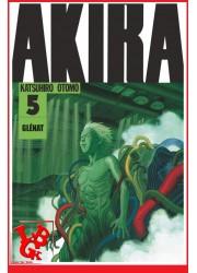 AKIRA 5 (Mai 2019) Vol. 05 Éd. Noir & Blanc Originale - Seinen par Glenat Manga libigeek 9782344012444