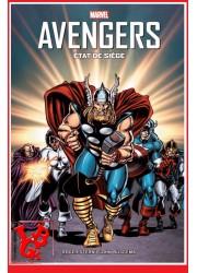 AVENGERS / Etat de siège (Fev 2020) Best of Marvel par Panini Comics libigeek 9782809483826