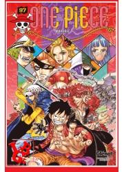 ONE PIECE 97 (Janv 2021) Vol. 97 Shonen par Glénat Manga libigeek 9782344046388