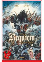 REQUIEM 4 (Juin 2016) Vol. 04 / Olivier LEDROIT par Glénat libigeek 9782344014028