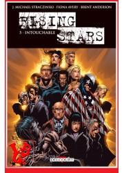 RISING STARS 5 (Janv 2021) Vol. 05 - Intouchable par Delcourt Comics libigeek 9782413012863