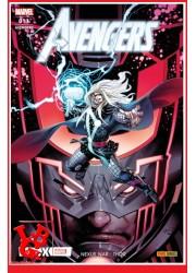 AVENGERS 11 Mensuel (Janv 2021) Vol. 11 par Panini Comics - Softcover libigeek 9782809493627
