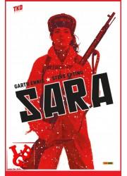 SARA (Dec 2020) Vol. 01 Garth Ennis / Epting par Panini Comics libigeek 9782809492781