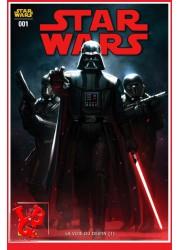 STAR WARS 1 - Mensuel (Janvier 2021) Vol. 01 par Panini Comics libigeek 9782809493641