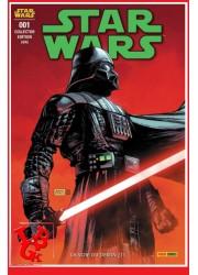 STAR WARS 1 Variante 4/4 - Mensuel (Janvier 2021) Vol. 01 par Panini Comics libigeek 9782809495171