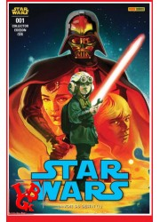 STAR WARS 1 Variante 1/4 - Mensuel (Janvier 2021) Vol. 01 par Panini Comics libigeek 9782809495188