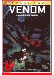 VENOM La naissance du Mal (Dec 2020) Must Have Marvel  par Panini Comics libigeek 9782809490541
