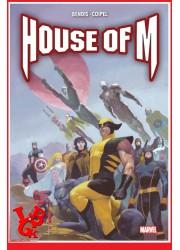 HOUSE of M - Nvelle Ed. (Nov 2019) Marvel Deluxe par Panini Comics libigeek 9782809479478