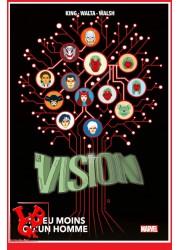 LA VISION Intégrale (Fev 2020) Marvel Deluxe par Panini Comics libigeek 9782809483857