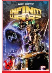 INFINITY WAR (Dec 2020) Marvel Deluxe par Panini Comics libigeek 9782809489934