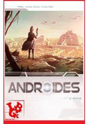 ANDROIDES 9 (Janv 2021) Vol. 09 Ferret / Tracqui par SOLEIL libigeek 9782302075412