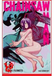 CHAINSAW MAN 6 (Janv 2021) Vol.06 - Shonen par KAZE Manga libigeek 9782820340542