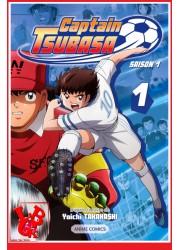CAPTAIN TSUBASA Anime 1 (Janv 2021) Vol. 01 par Nobi! Nobi! libigeek 9782373494655