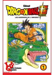 DRAGON BALL SUPER 1 / (Avr 2017) Vol. 01 par Glenat Manga libigeek 9782344019887