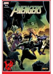 AVENGERS 12 Mensuel (Fev 2021) Vol. 12 par Panini Comics - Softcover libigeek 9782809493979