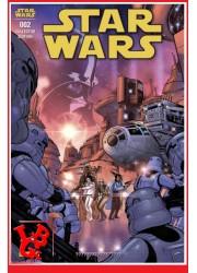 STAR WARS 2 - Mensuel (Fev 2021) Variant cover Vol. 02 par Panini Comics libigeek 9782809495249