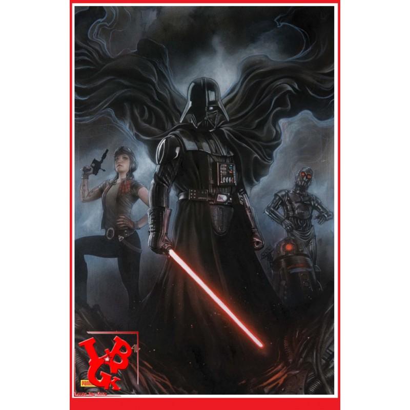 STAR WARS Comics 5 - Mensuel (Fev 2018) Vol. 05 Variant Cover Angoulème par Panini Comics libigeek 9782809470727