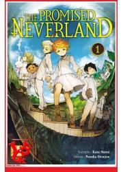 The Promised Neverland 1 (Avr 2018) Vol.01 par KAZE Manga libigeek 9782820332233