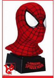 SPIDER-MAN  Réplique  masque 1/4 Version Comics par Master Replica libigeek 836453002625