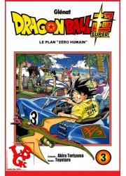 DRAGON BALL SUPER 3 / (Janv 2018) Vol. 03 par Glenat Manga libigeek 9782344027554