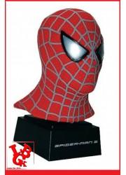 SPIDER-MAN 3 Réplique masque 1/4 Version Movie par Master Replica libigeek 836453003721