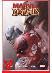 MARVEL  ZOMBIES  100% Marvel (Fev 2021) Résurrection par Panini Comics libigeek 9782809491760