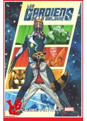 LES GARDIENS DE LA GALAXIE 100% - 1 (Fev 2021) Vol. 01 par Panini Comics libigeek 9782809491760