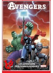 AVENGERS 100% - 1 (Fev 2021) Vol. 01 Les Avengers des terres perdues par Panini Comics libigeek 9782809493665