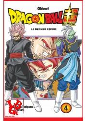 DRAGON BALL SUPER 4 / (Juil 2018) Vol. 04 par Glenat Manga libigeek 9782344030035