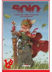 SOLO 5 (Janv 2021) Vol. 05 / Oscar Martin  par Delcourt Comics libigeek 9782413022695