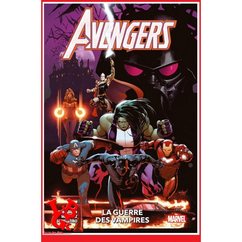 AVENGERS 100% - 3 (Janv 2021) Vol. 03 La guerre des Vampires par Panini Comics libigeek 9782809493696