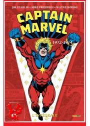 CAPTAIN MARVEL Intégrale 3 (Fev 2021) Vol. 03 - 1972/1974 par Panini Comics libigeek 9782809489279