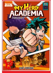 MY HERO ACADEMIA 22 (Juin 2020) - Vol. 22 - Shonen par Ki-oon libigeek 9791032706084