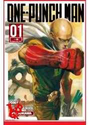 ONE PUNCH MAN 1  (Janv 2016) - Vol.01 - Shonen par Kurokawa libigeek 9782368525555