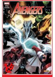 AVENGERS 13 Mensuel (Mars 2021) Vol. 13 par Panini Comics - Softcover libigeek 9782809494815