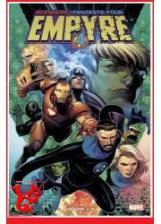 EMPYRE 1/4 (Mars 2021) Mensuel Ed. Souple Vol. 01 par Panini Comics libigeek 9782809494839