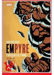 EMPYRE 1/4 (Mars 2021) Mensuel Ed. Collector Vol. 01 par Panini Comics libigeek 9782809495515