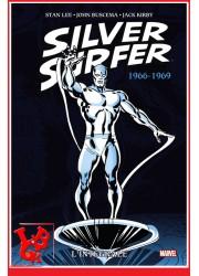 SILVER SURFER Intégrale 1 (Nov 2018) Vol. 01 - 1966/1969 par Panini Comics libigeek 9782809470710