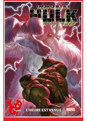 IMMORTAL HULK 100% - 6 - (Mars 2021) Vol. 06 - L'heure est venue par Panini Comics libigeek 9782809495256