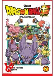 DRAGON BALL SUPER 7 / (Mai 2019) Vol. 07 par Glenat Manga libigeek 9782344036327
