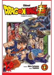 DRAGON BALL SUPER 13  (Fev 2021) Vol. 13 par Glenat Manga libigeek 9782344046432