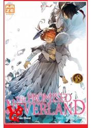 The Promised Neverland 18 (Fev 2021) Vol.18 par KAZE Manga libigeek 9782820340597