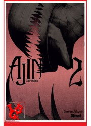 AJIN : Semi Humain 2 (Sept 2015) Vol. 02 - Seinen par Glenat Manga libigeek 9782344007457