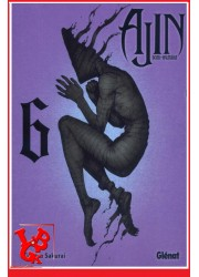 AJIN : Semi Humain 6 (Juil 2016) Vol. 06 - Seinen par Glenat Manga libigeek 9782344012819
