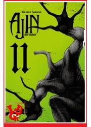 AJIN : Semi Humain 11 (Avr 2018) Vol. 11 - Seinen par Glenat Manga libigeek 9782344028766
