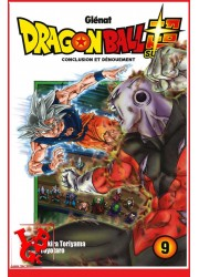 DRAGON BALL SUPER 9 / (Nov 2019) Vol. 09 par Glenat Manga libigeek 9782344038826