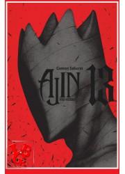 AJIN : Semi Humain 13 (Mai 2019) Vol. 13 - Seinen par Glenat Manga libigeek 9782344036273