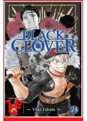 BLACK CLOVER 24 (Aout 2020) Vol. 24 - Shonen par KAZE Manga libigeek 9782820338068
